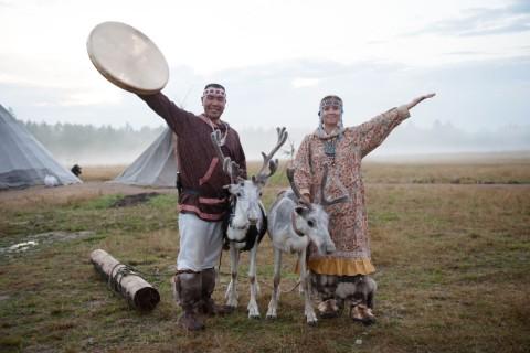 Экскурсии о кочевниках