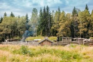 Древнерусский хутор