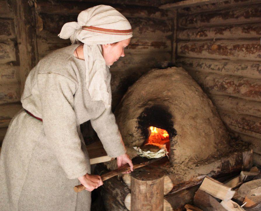 мастер класс выпечка хлеба