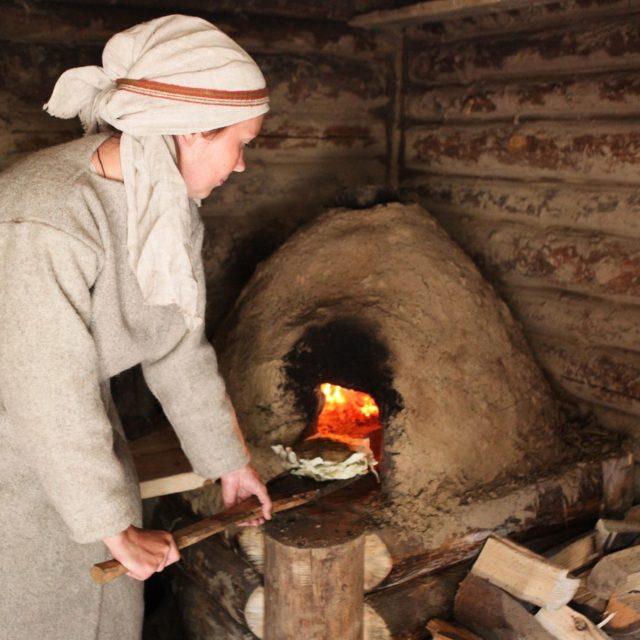 выпечка хлеба мастер класс подмосковье